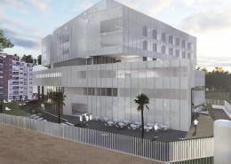 2-vista exterior clinica